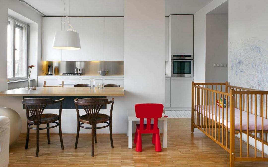 """Obnova """"pětiletkového"""" bytu (2010-11)"""