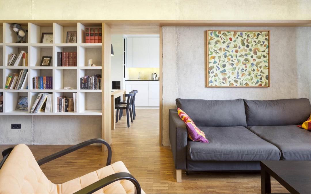 Malý byt s velkým pohodlím (2015-02)