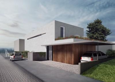 Rodinný dům M. Brno